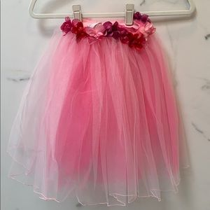 "NWT ""A Wish Come True"" Tulle Skirt One Size-Small"